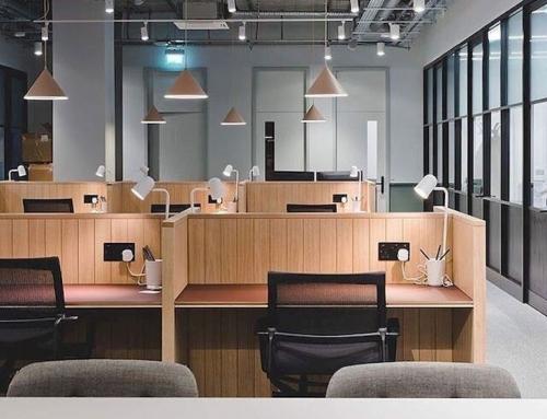 اصول نورپردازی محیط های اداری