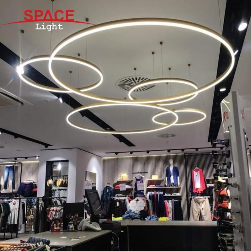 نورپردازی فروشگاهی