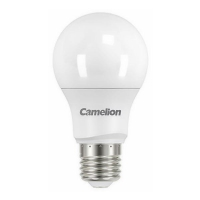 لامپ 9 وات led حبابی کملیون